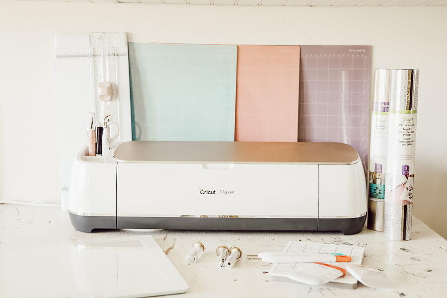 Before you use your Cricut Maker machine, read this!