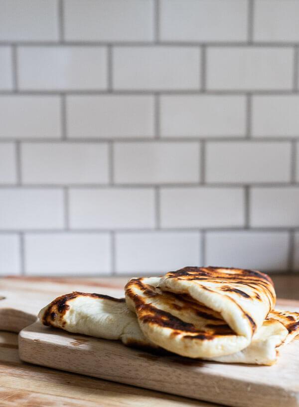 2 ingredient flatbread recipe