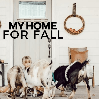 Easy Porch Decor for Fall