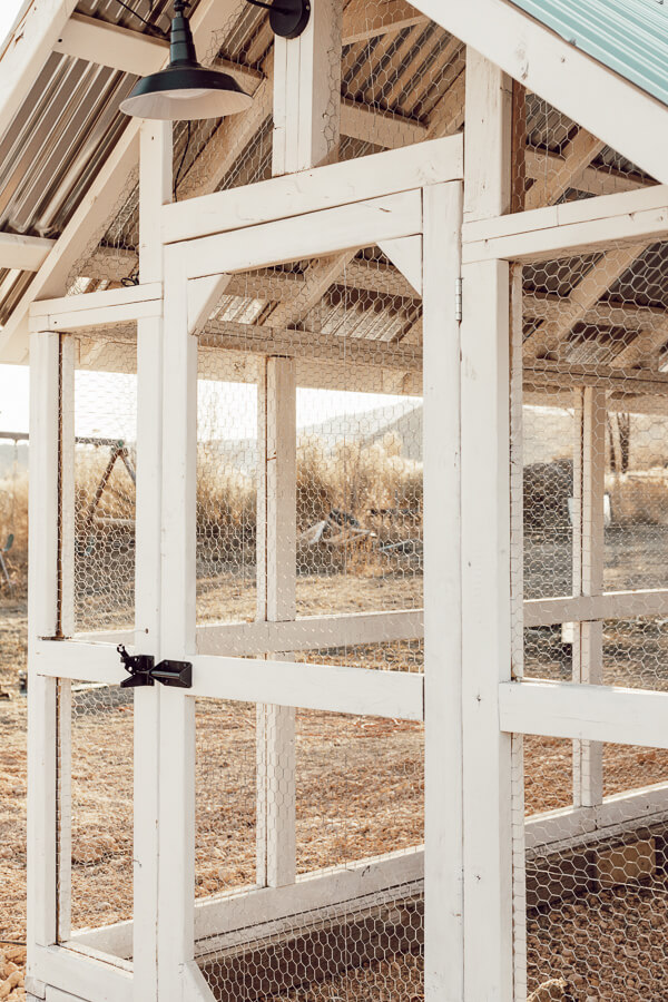 Functional and beautiful chicken coop ideas to help you with you chicken coop DIY project.