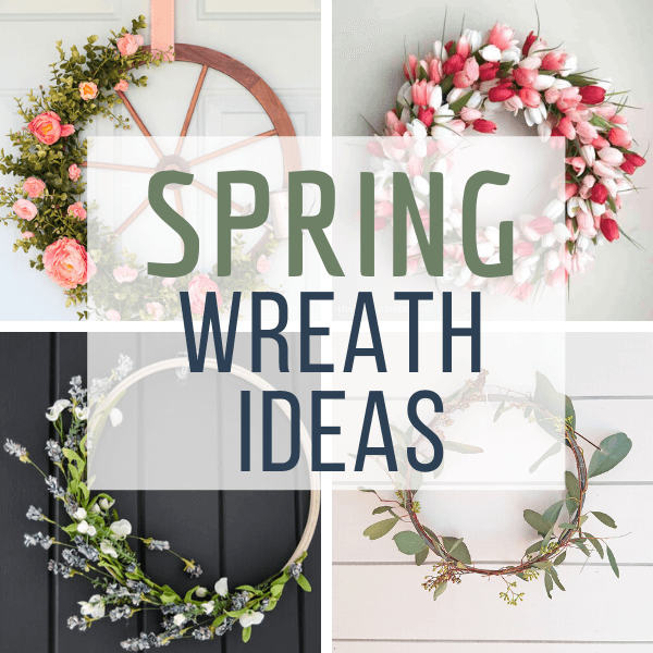 18 Gorgeous DIY Wreaths for Spring