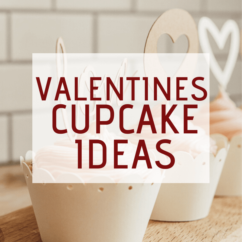 Sweet Valentines Cupcake Ideas