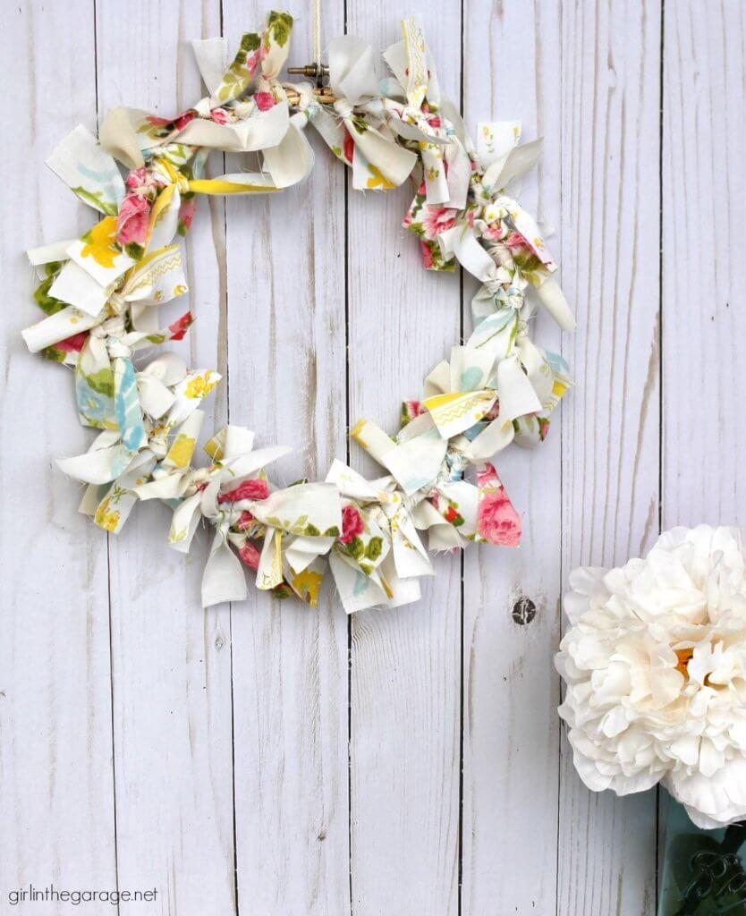 18 Gorgeous Diy Wreaths For Spring Twelve On Main