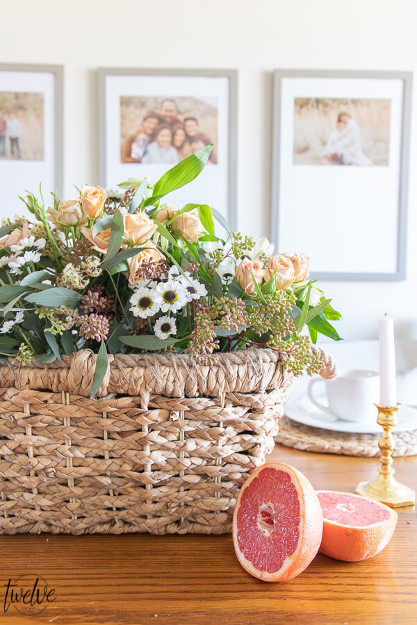 Gorgeous spring floral arrangement ideas that you can do at home!
