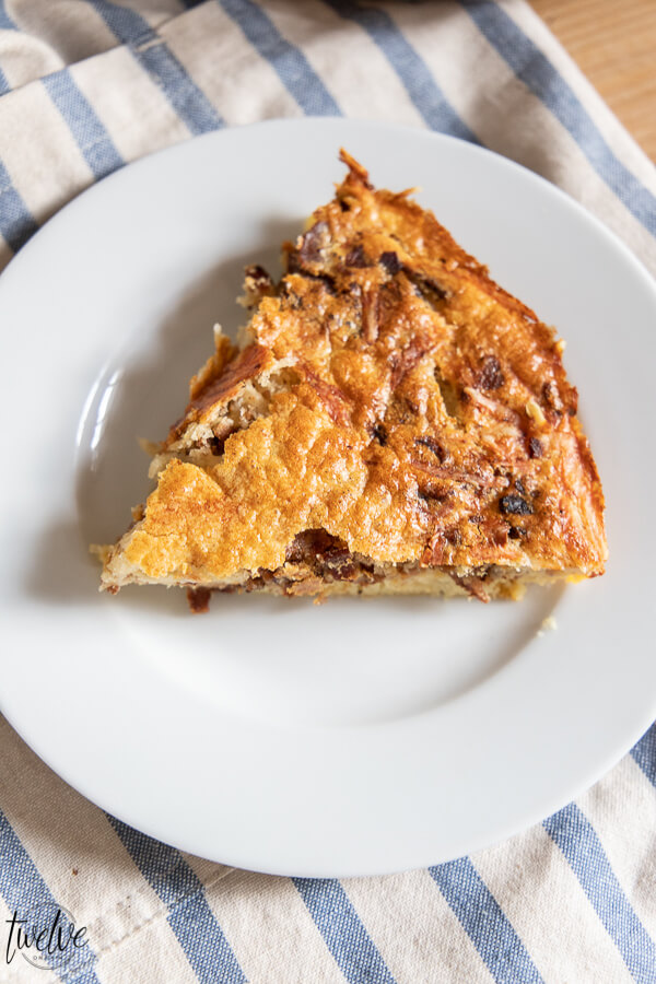 Make the easiest crustless quiche ever! This crustless quiche with Bisquick is an amazing recipe that will make everyone in your home happy! This is a super easy recipe that will make you look like and pro and leave people wanting more!