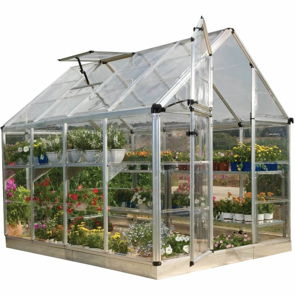 20 gorgeous greenhouse designs