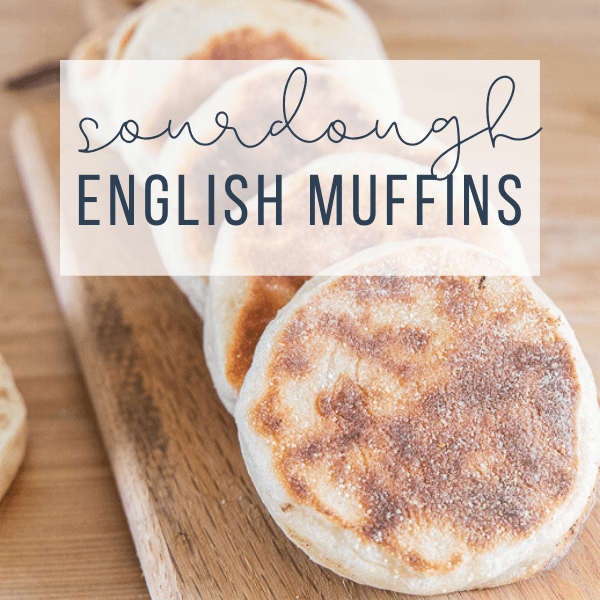 Sourdough English Muffins With All Those Nooks and Crannies