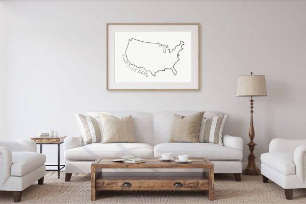 Patriotic Printable Art