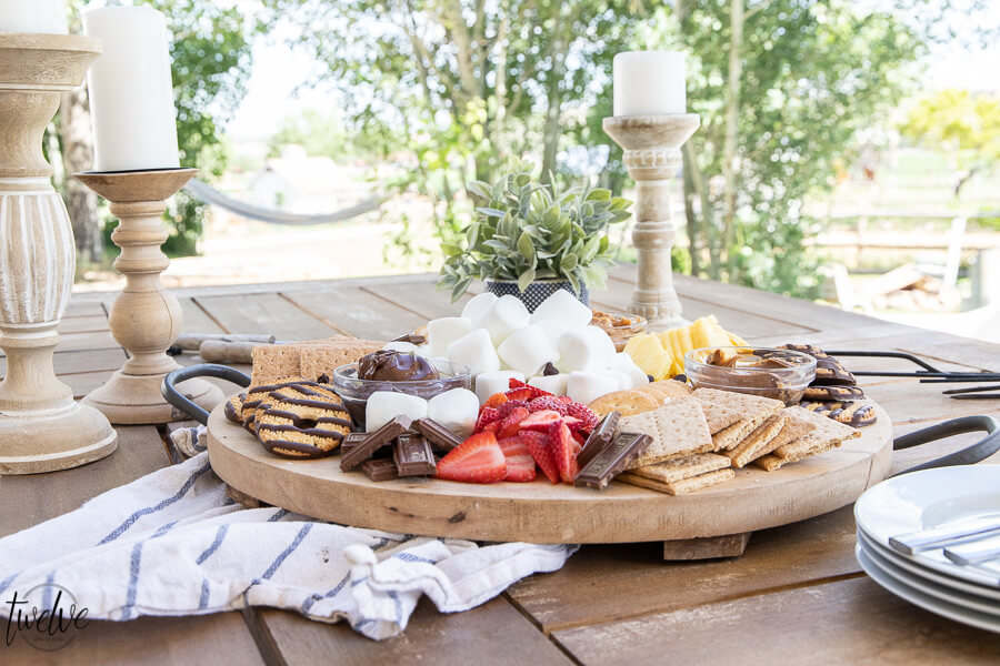 S'mores bar ideas that can make your cookout above the rest.