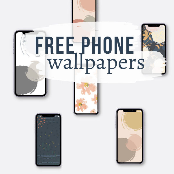 9 Stylish Free Phone Wallpapers and Backgrounds