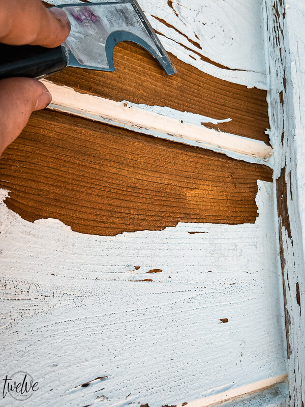 How to mask and prep the exterior of the house for paint.