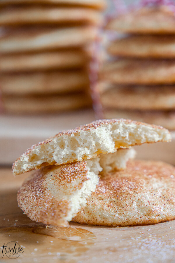 These sand dollar cinnamon cookies are so light and fluffy. They are tender and have a texture more like a cake.  I named them after their similarities to sand dollars! They are easy to make and a crowd pleaser.