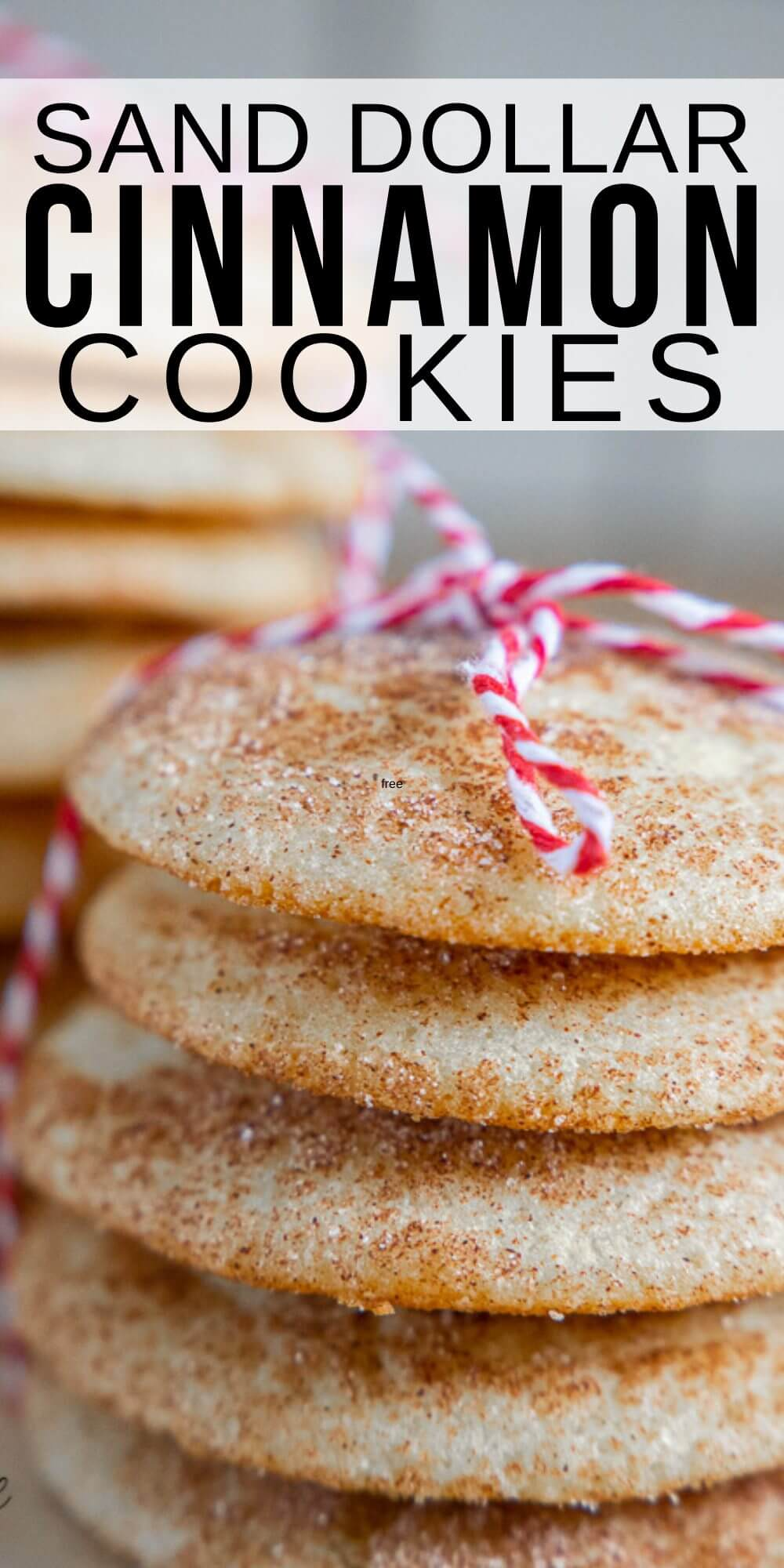 Make these amazing light and fluffy cinnamon cookies! They are different than snickerdoodle, and they are so tender and fluffy.  They are easy to make and taste even better the next day!
