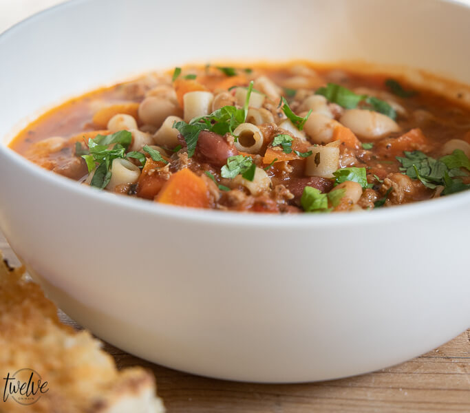 Hearty and Flavorful Pasta Fagioli Recipe