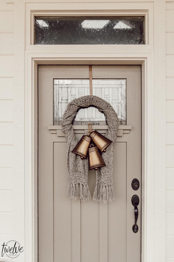 Super Simple Winter Wreath Ideas