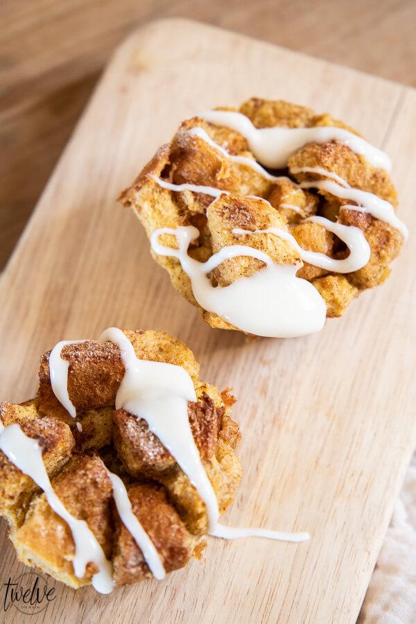 Brioche French Toast Muffins