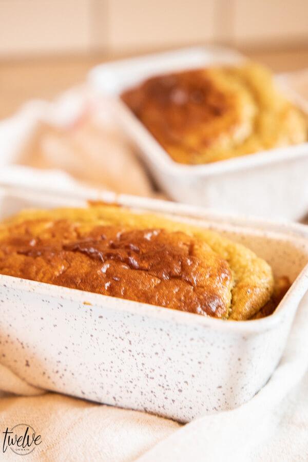 Moist Gluten Free Banana Bread Recipe (with Oats)