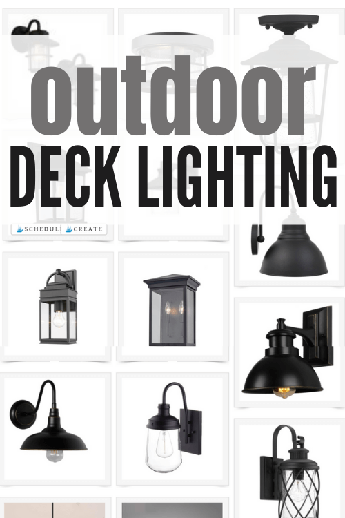 Outdoor Deck Lighting Ideas to Transform Your Space
