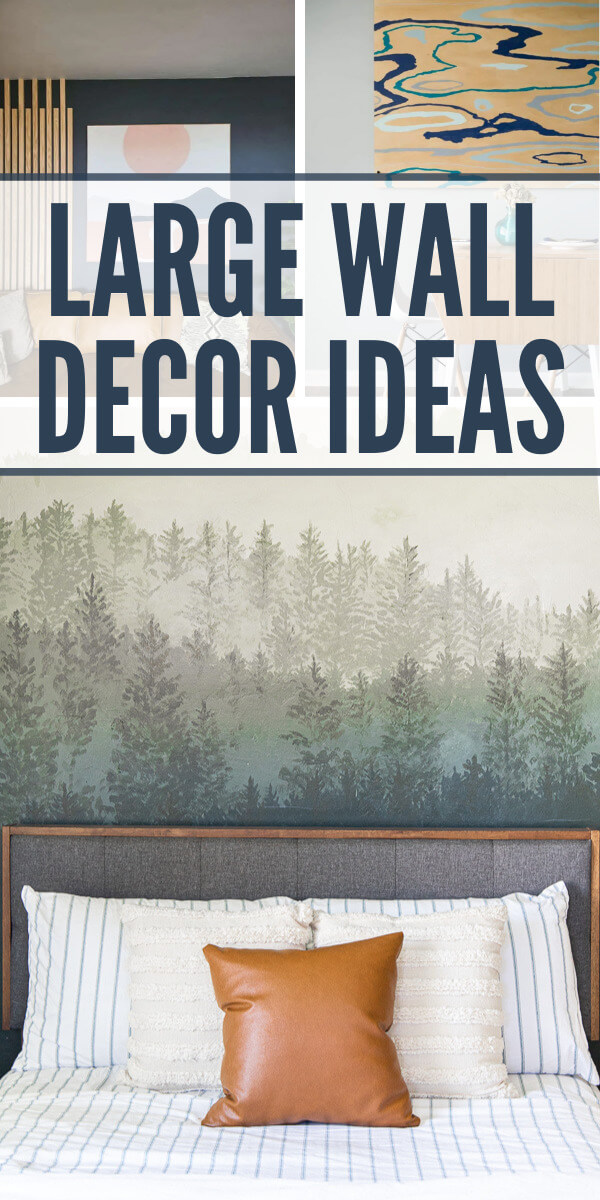 How to Decorate a Large Wall – The Best Large Wall Decor Ideas