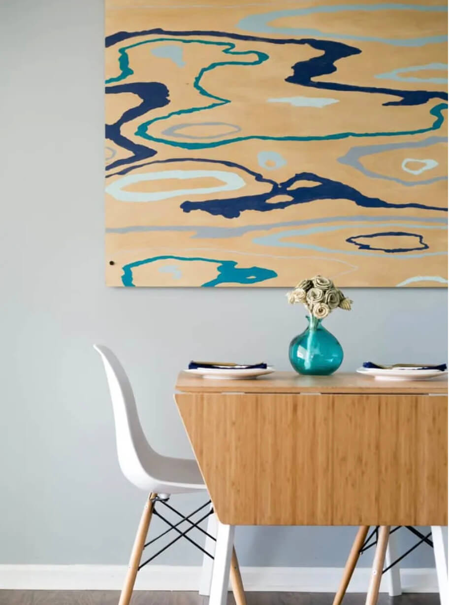 Looking for decor ideas for large wall in your home? I have actionable tips to choosing one for your space from gallery walls to murals!